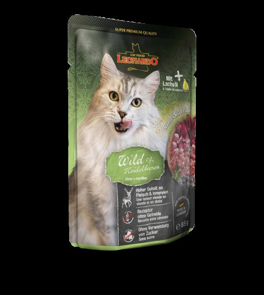 LEONARDO® Wild + Heidelbeeren, 85 g