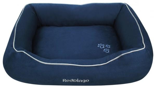 RedDingo Hundebett Größe M blau