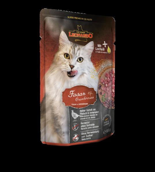 LEONARDO® Fasan + Cranberry, 85 g