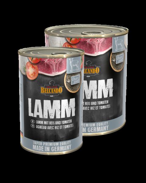 BELCANDO® Lamm mit Reis & Tomaten