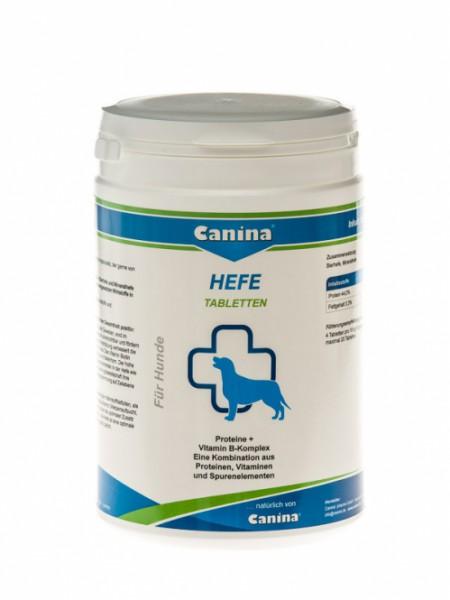 Canina Hefe Tabletten 250g