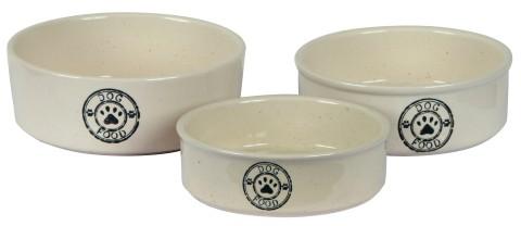 Keramiknapf Dog Food