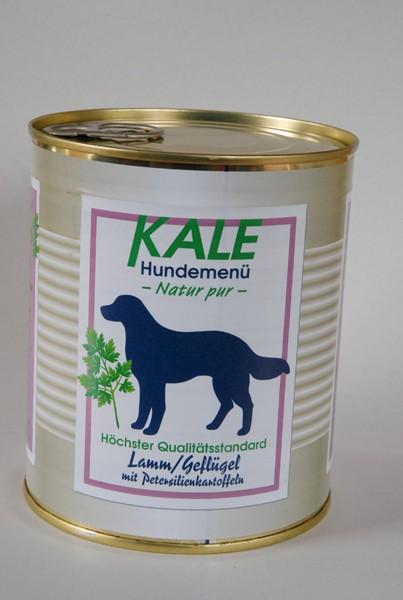 Kale Lamm/Geflügel mit Petersilienkartoffeln