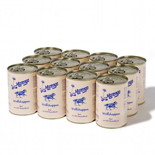 Marengo Wolfshappen 400 g, 6er Pack