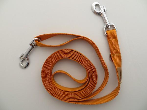 Leine orange