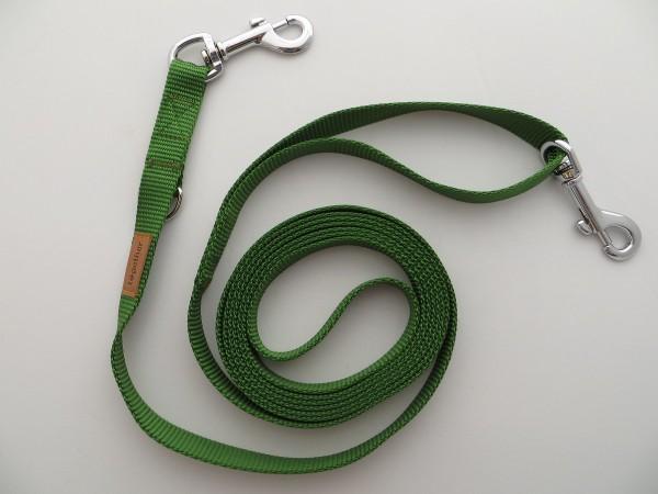 Leine grün