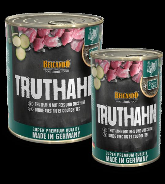 BELCANDO® Truthahn mit Reis & Zucchini