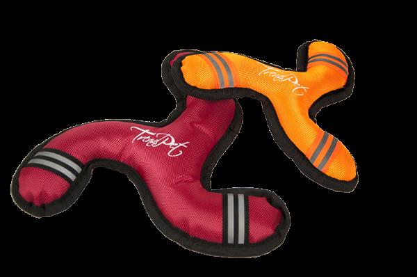Flystar Wurfspielzeug, orange