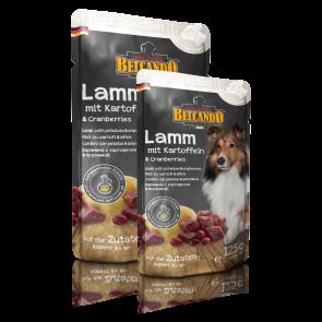 BELCANDO® Lamm & Kartoffeln mit Cranberries