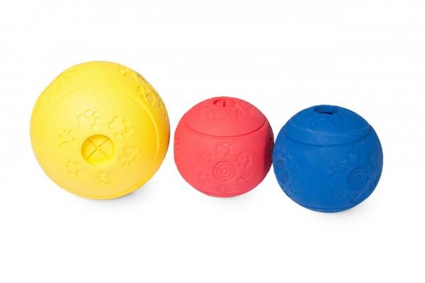 Ruffus Vollgummi-Futterball
