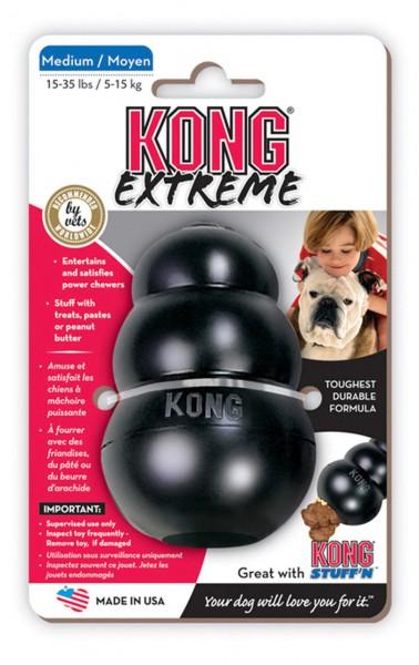 Kong - Spielzeug aus Naturkautschuk