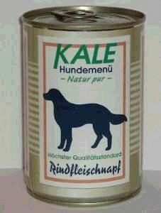Kale Rindfleischnapf