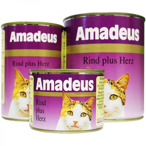 Amadeus, Rind plus Herz, 195 g