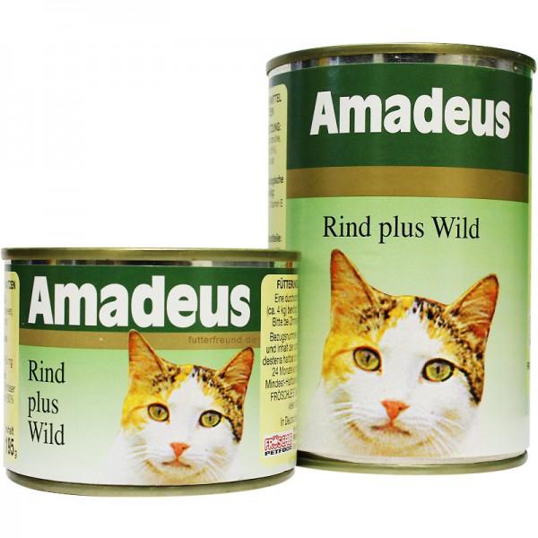 Amadeus, Rind plus Wild, 195 g