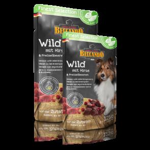 BELCANDO® Wild mit Hirse & Preiselbeeren
