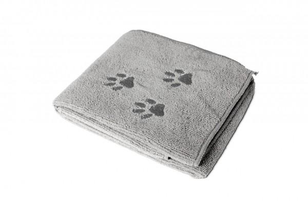 Handtuch mit Pfötchen