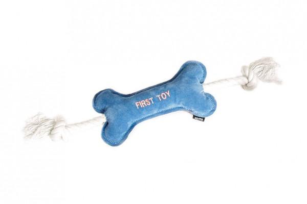 Welpen Spielzeugknochen