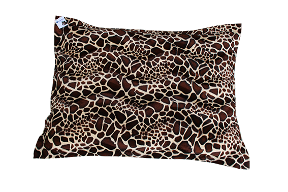 together Kuscheldecke, kuscheliger Stoff, Giraffendesign