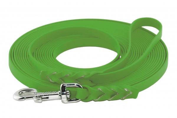 Schleppleine BioThane® apfelgrün