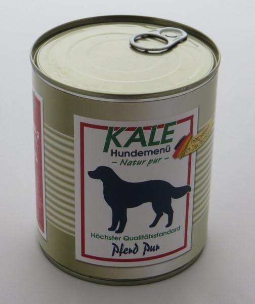 Kale Pferd pur, 800 g