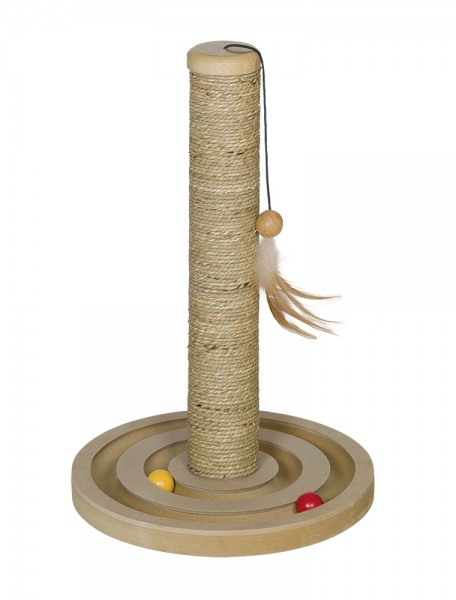 "Activity Toy ""SPIN & POLE"""