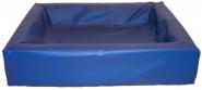 Bia-Hundebett, blau 70cm x 85cm, Gr. 4