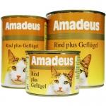 Amadeus, Rind plus Geflügel, 195 g (4,87 €/kg)