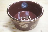Keramiknapf - espresso braun, 875ml