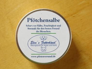 Pfötchensalbe 50 ml (198,00 €/l)