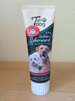 Tubidog Hundeleberwurst 75 g